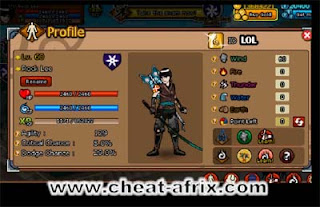Cheat All in Shop Play Ninja Saga Update Nov 2012 Permanent