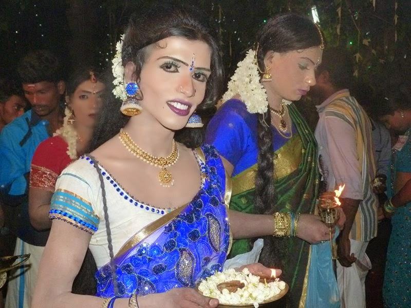 Kannada crossdresser