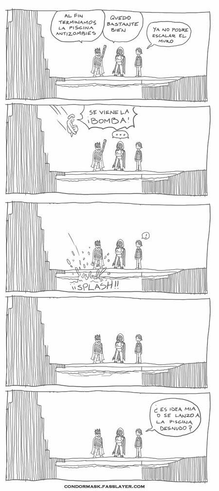 condormask tira