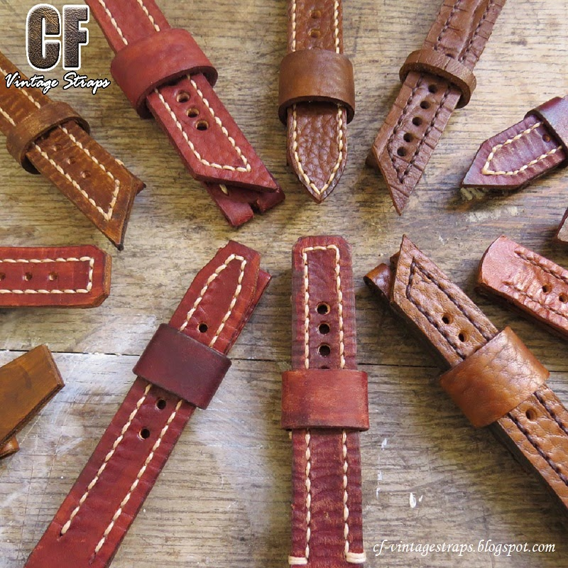 CF Vintage Straps