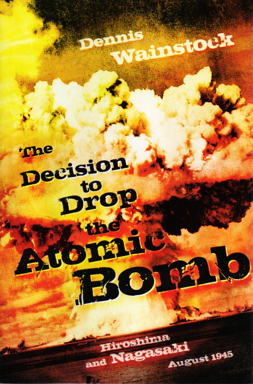 hiroshima a difficult but just decision Atomic bombing of hiroshima and nagasaki essay 879 words nov 21st, 2005 4 pages president truman's decision to drop the atomic bomb on the cities of hiroshima and nagasaki were the direct cause for the end of world war ii in the pacific.