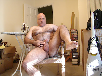 old gay hairy men - naked american men - beefy hairy men