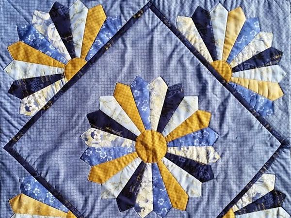 A few quilts