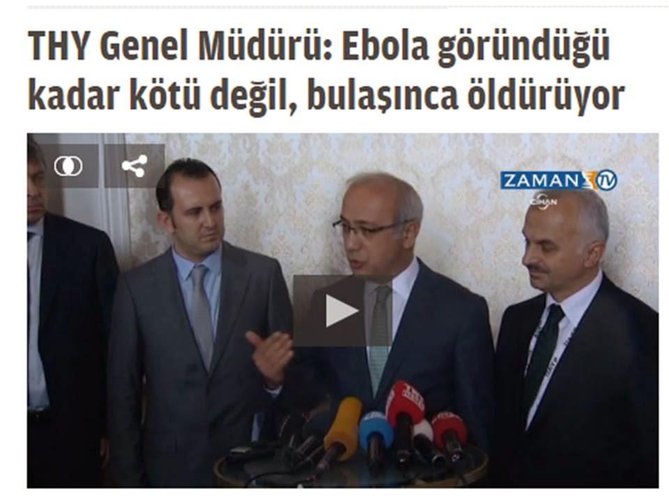 EBOLA: Aslında Öldürmese Kötü Bi' Hastalık Değil