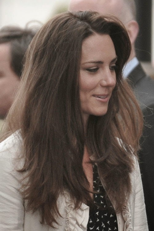 Mid Length Hairstyles By Kate Middleton Hairstyles