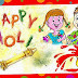 Happy Holi Caroon Pics For Children