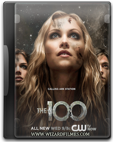 The 100 1ª Temporada Completa Torrent – BluRay Rip 720p e 1080p Dual Áudio (2014)
