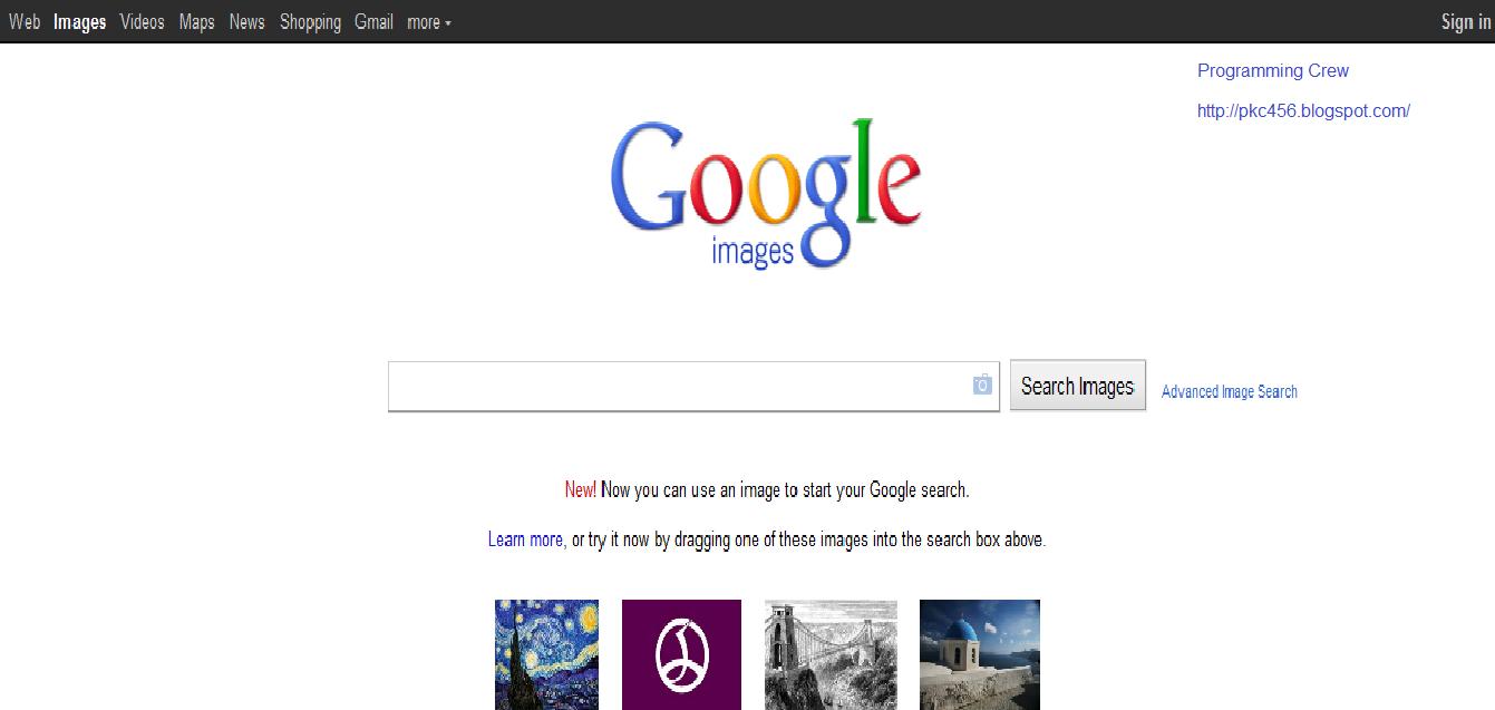 Reverse Google Image Search