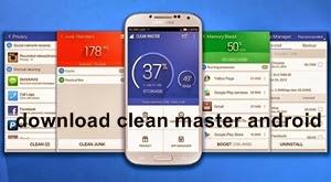 برنامج كلين ماستر اندرويد clean master clean-master-android