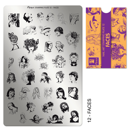 Lacquer lockdown moyra nail art stamping plates review lacquer lockdown nail art stamping blog nail art stamping stamping moyra stamping prinsesfo Image collections