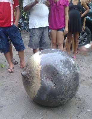 Objeto não identificado cai no Maranhão
