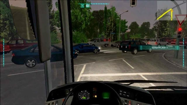 Bus Simulator 2012 PC Games Screenshots