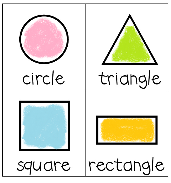 Download image Circle Square Triangle Rectangle Star PC, Android ...