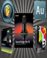 PACK DE  PROGRAMAS PARA LA EDICION DE AUDIO + DESCARGA  FREE CLIC AQUI