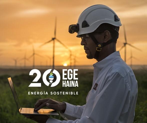 LOS 20 AÑOS DE EGE HAINA, Energía Sostenible
