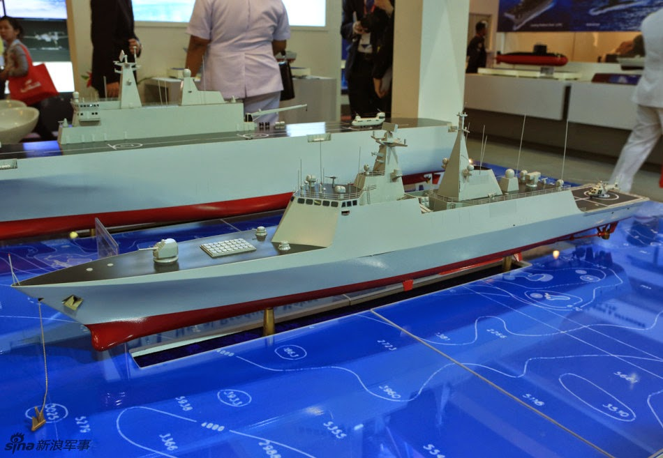 Type 054A Frigate for Bangladesh Navy