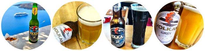 Birra greca Volkan