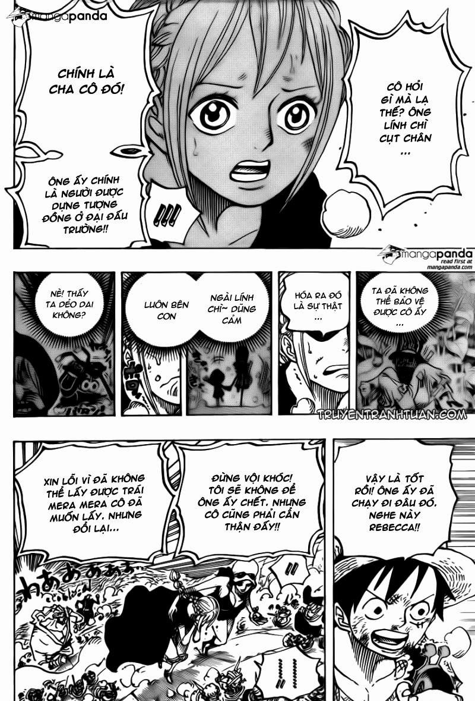 One Piece – Đảo Hải Tặc chap 746 Trang 17 - Mangak.info