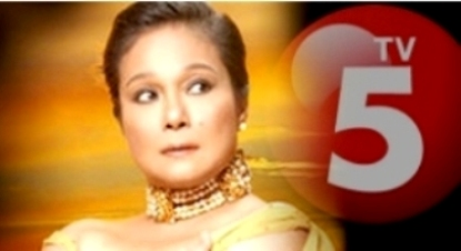 SHOWCASING THE SUPERSTAR: TV 5 presents the phenomenal Ms. NORA AUNOR