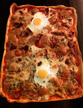 Pizza weckle thermomix