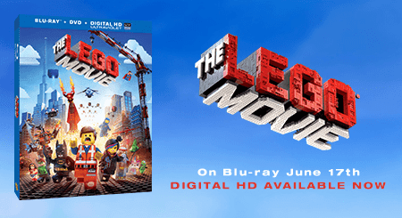 Enter to win the Everything is Awesome The LEGO Movie Blu-Ray Giveaway. Ends 6/30.