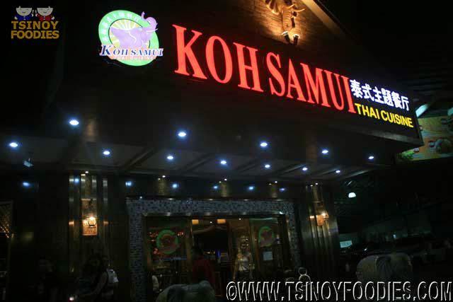 koh samui thai cuisine