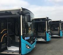 AMAG Mobilità, da lunedì 11 settembre nuovi bus azzurri