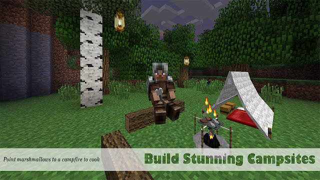 The Camping Mod 1.8