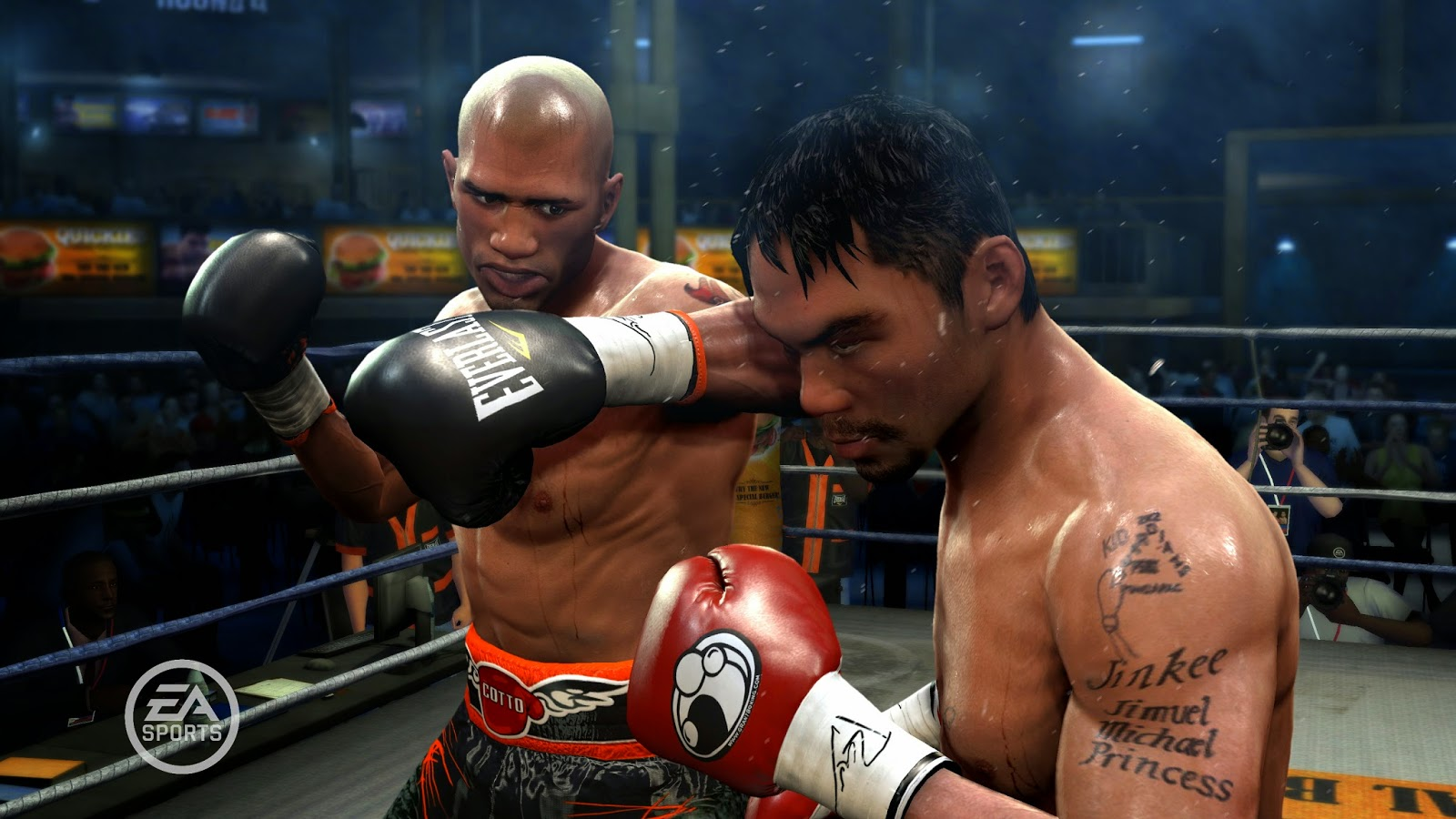 fight night round 3 pc highly compressed