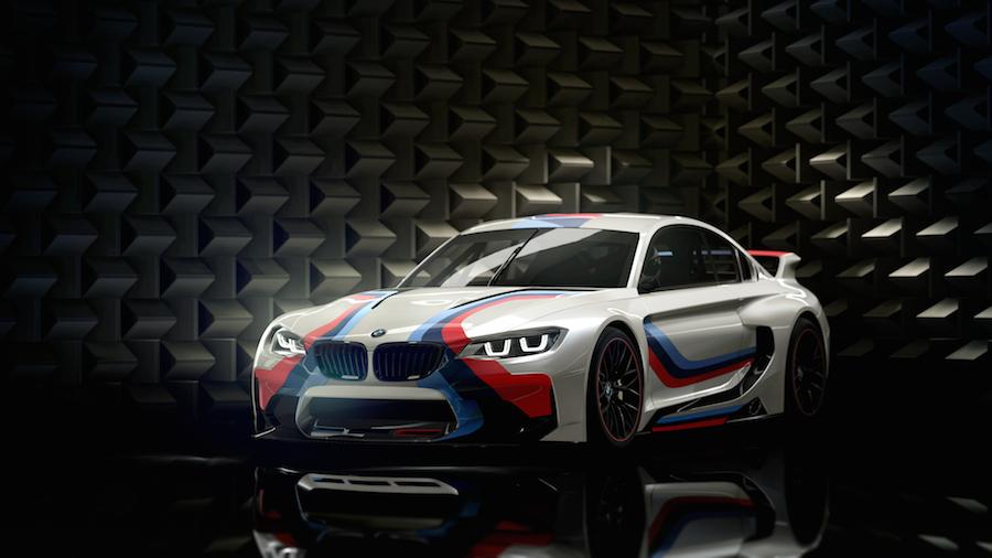BMW ビジョン グランツーリスモ