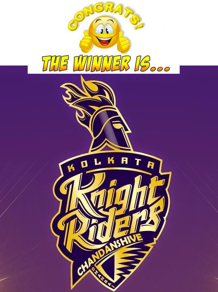 Kolkata Knight Riders Win Match IPL first day winner