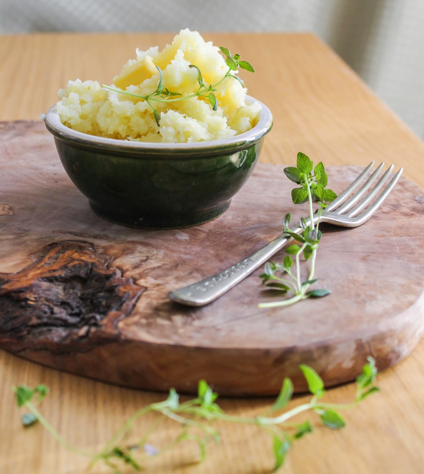 parsnip mash