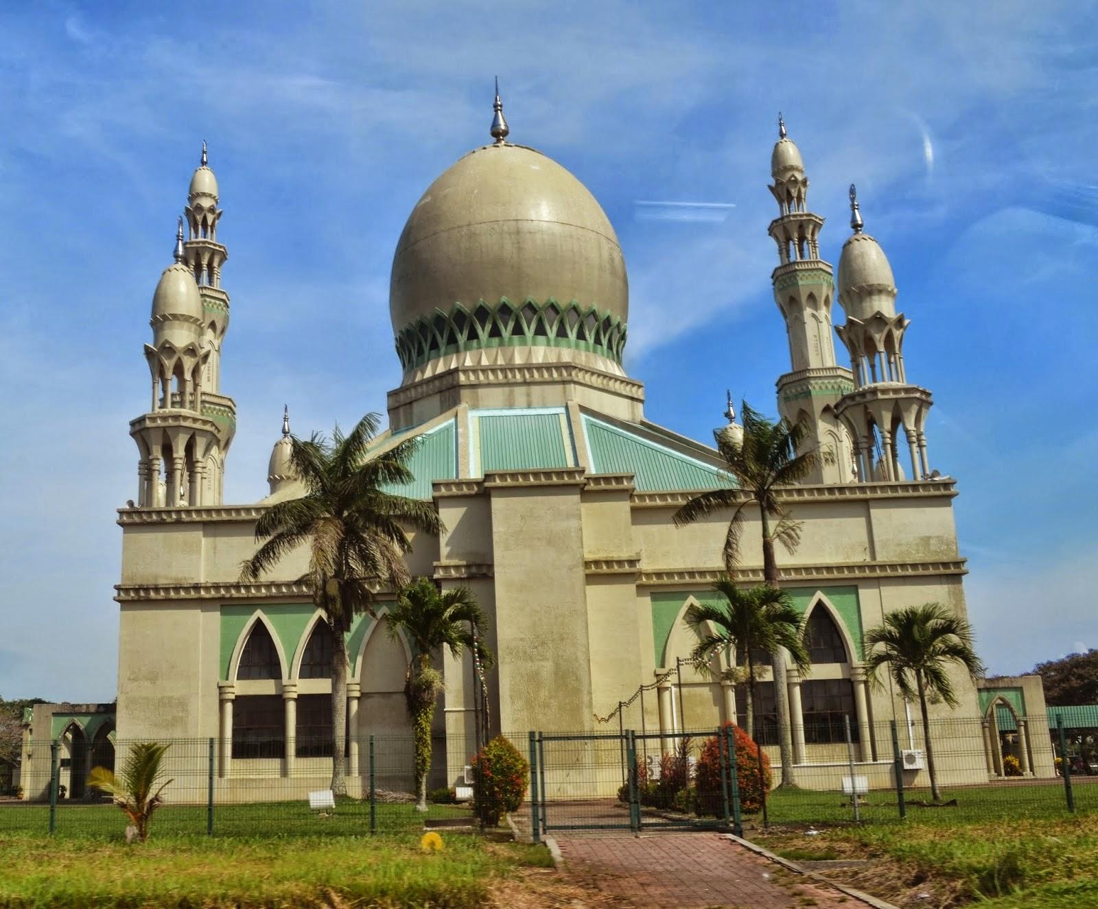 Mosque in Kuala Belait
