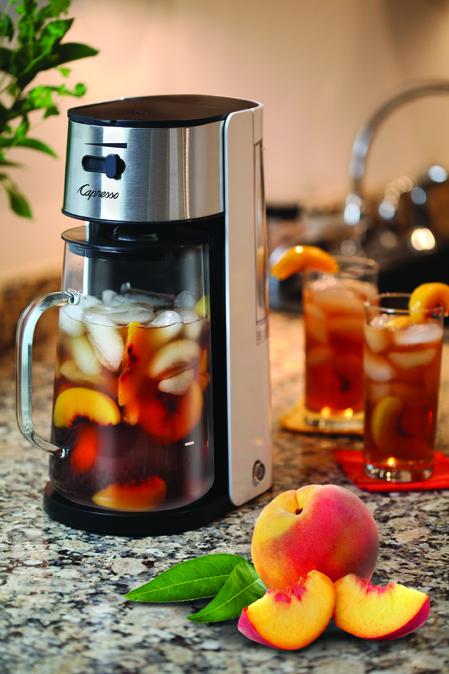 quick natural iced tea