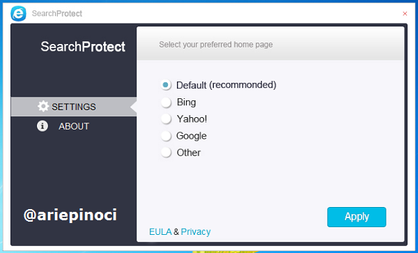 HPNot Search Protect