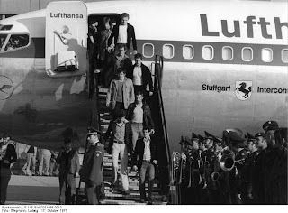 Pasukan Elit Anti Teror German GSG-9 (GrenzSchutzGruppe-9)