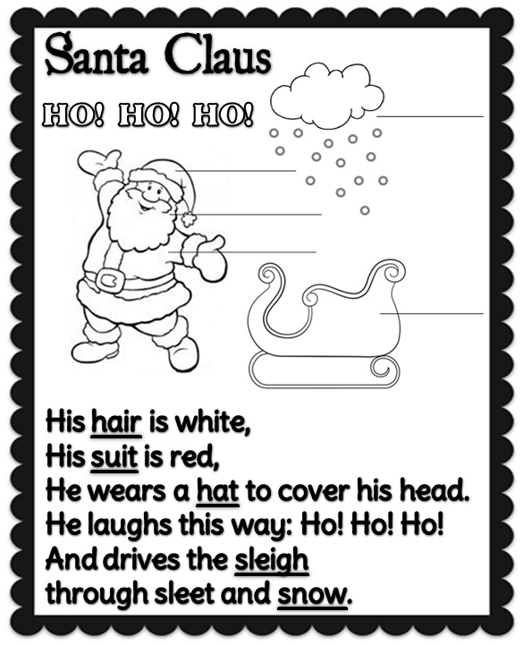 to elementary students at christmastime the images of the second and ...