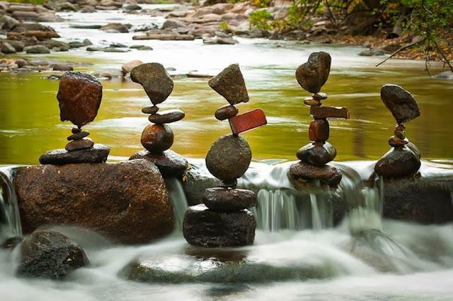 Um equilíbrio muito delicado