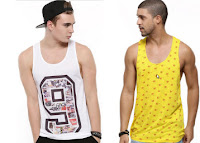 Buy Men's Vest Upto 70% Off at Rs 135 Via Koovs:buytoearn