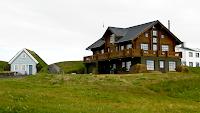 селска къща от дърво