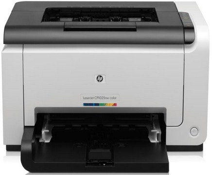 HP LaserJet Pro CP1025nw Driver Download Software and Setup