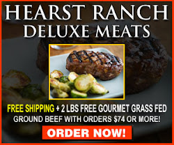 Hearst Ranch Beef Grass Fed & Finished