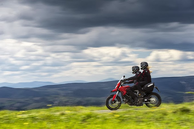 ducati hyperstrada launched in tuscany photo galleryvideo medium 8
