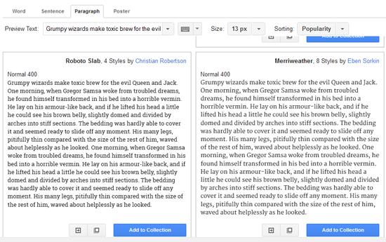 Cara Nak Gunakan Google Fonts Dalam Blogspot