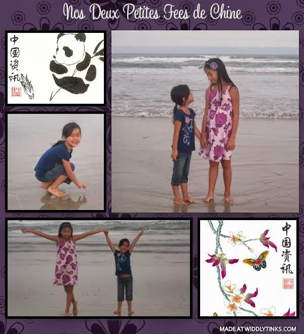 Nos 2 Petites Fées de Chine