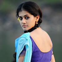 Tapsee new images in saree