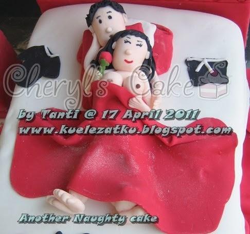 Naughty Birthday Cakes For Husband