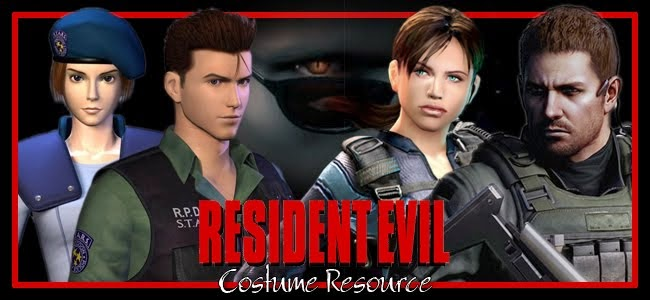 Resident Evil Costume Resource