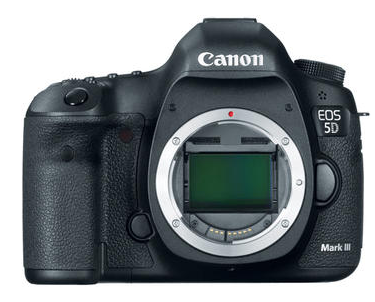 Canon 5D Mark 3 Announced