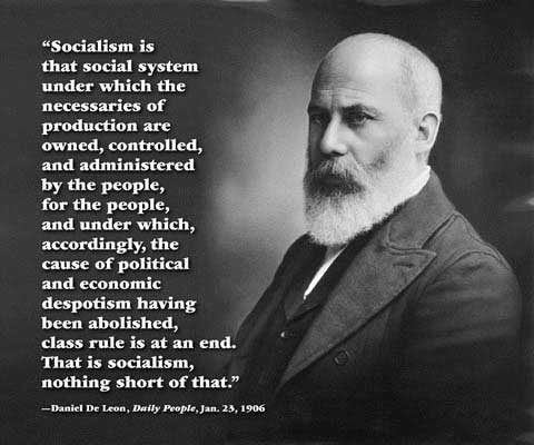 What group of people is more naive and utopian: Libertarians or socialists?